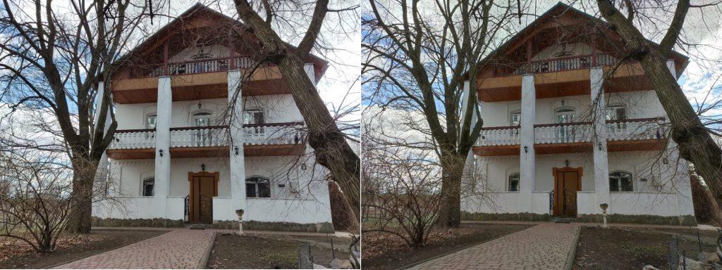 сравнение снимков с камер poco x3 pro и redmi note 10 pro