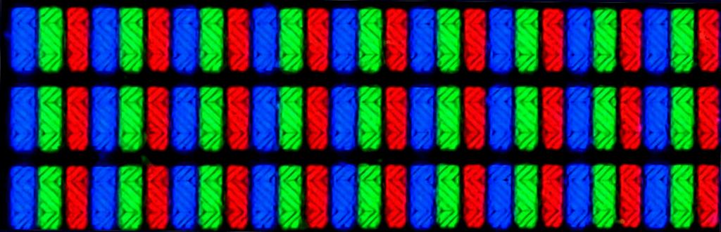 субпиксели IPS-экранов