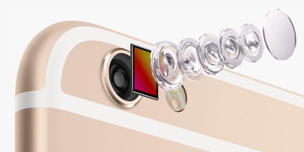 асферические линзы в смартфоне