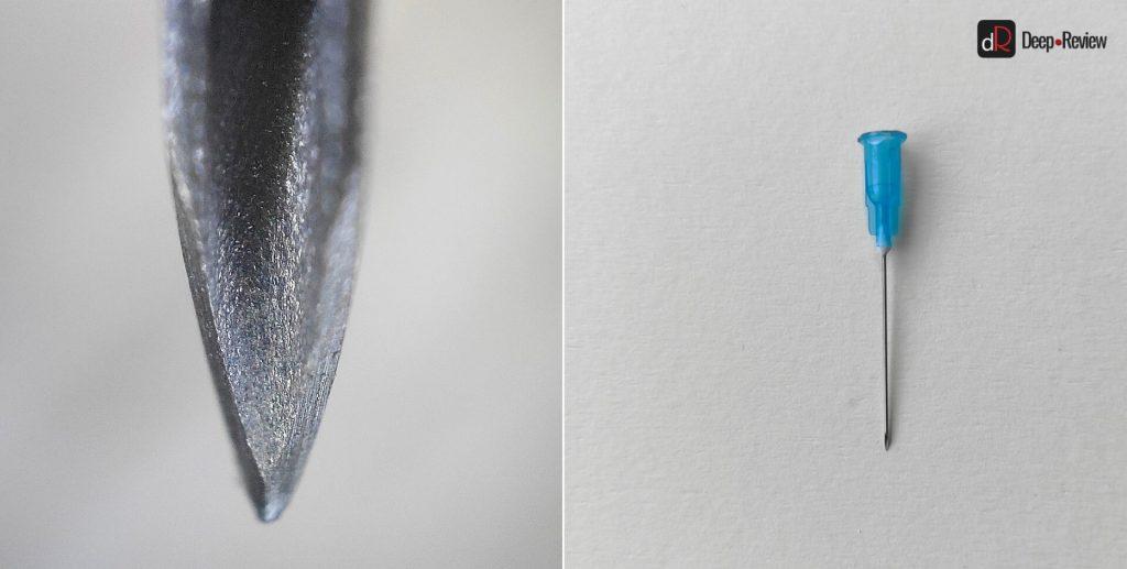 пример съемки камерой-микроскопом oppo find x3 pro