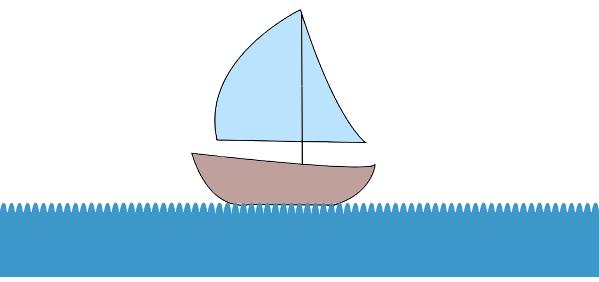 корабль на коротких волнах