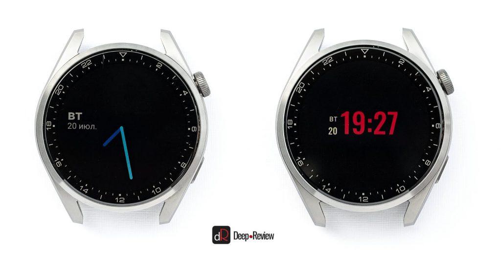 AOD-экран huawei watch 3 pro