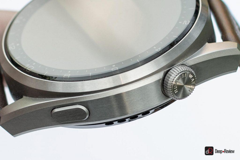 кнопки huawei watch 3 pro