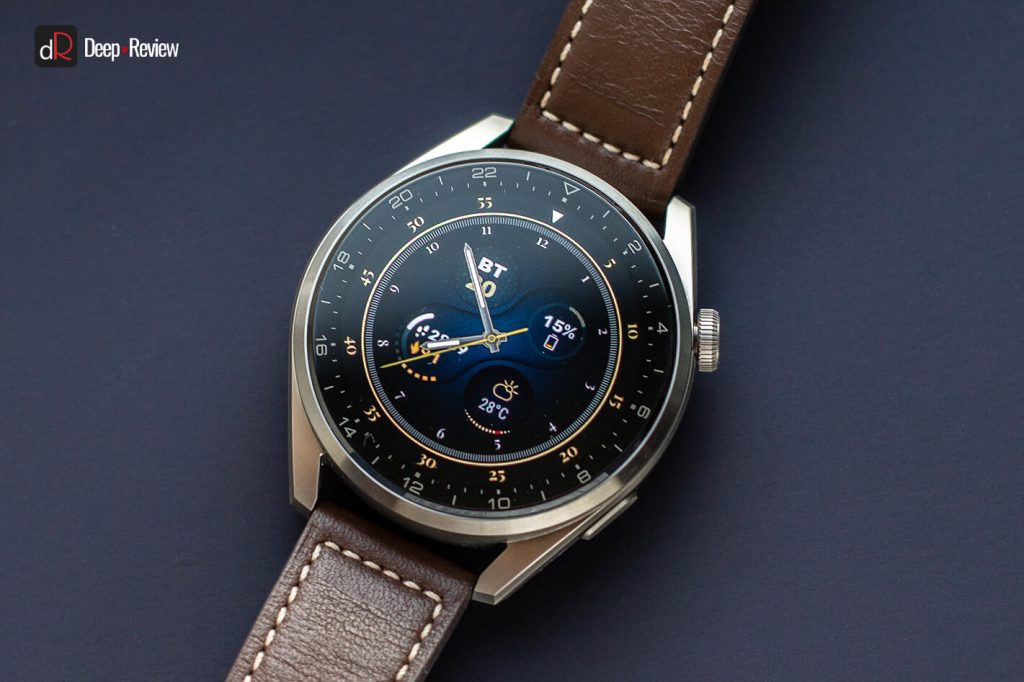 GMT безель часов