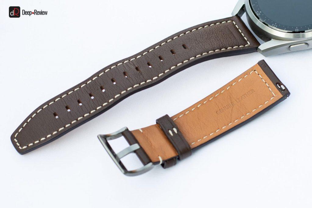 комплектный ремешок huawei watch 3 pro