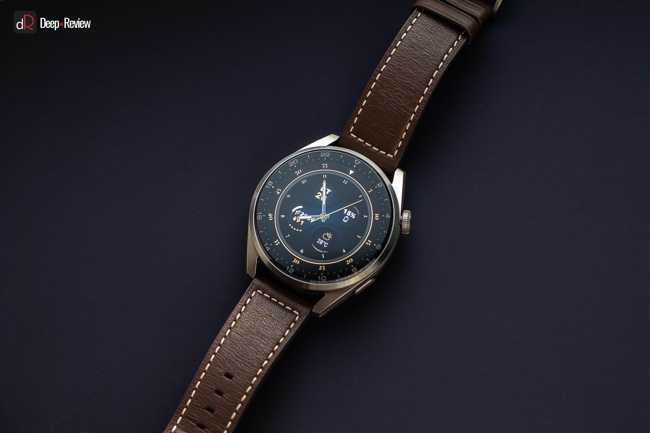 смарт-часы huawei watch 3 pro