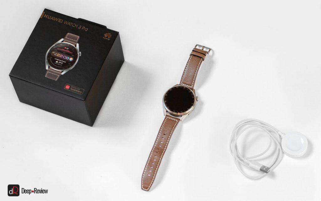 комплектация huawei watch 3 pro