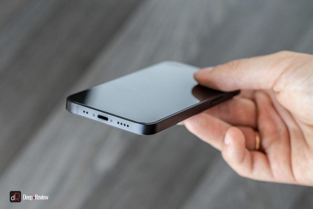 нижняя грань iphone 12 mini