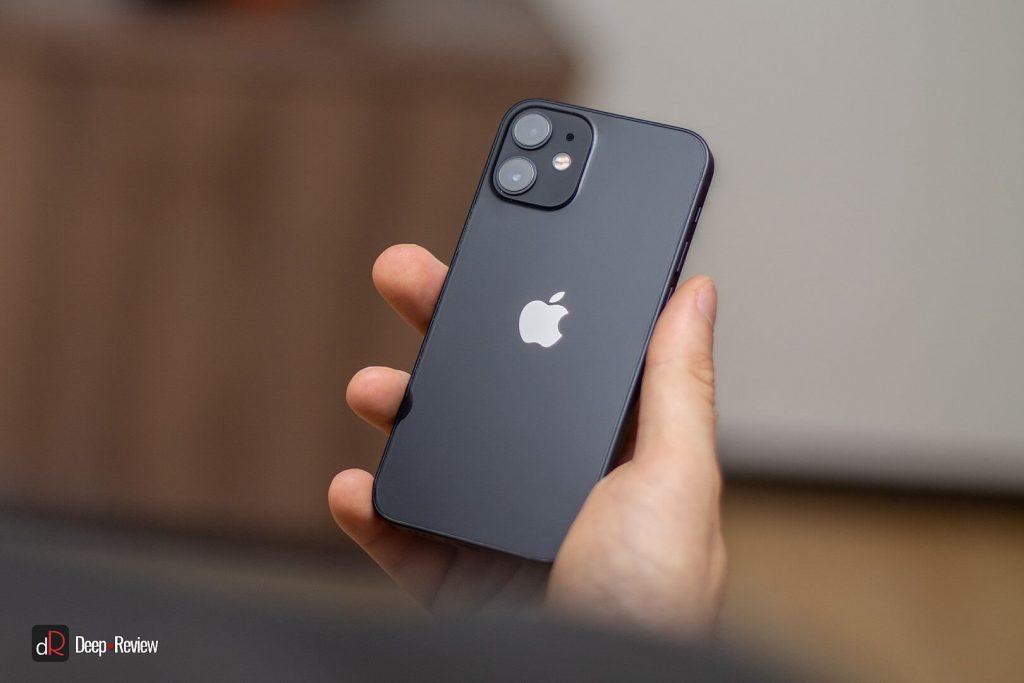блок камер на iphone 12 mini