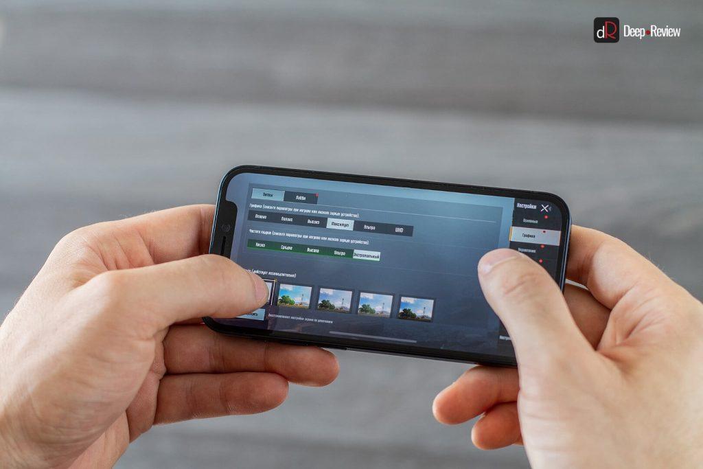pubg mobile на iphone 12 mini